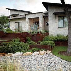 Using Corten Steel | Garden Design