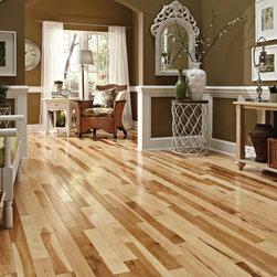 Builders Pride Hickory Solid Hardwood -