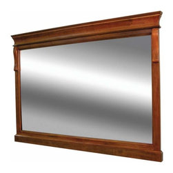 Foremost - Foremost Naples 36 Inch Mirror in Warm Cinnamon Finish - Foremost Naples 36 Inch Mirror in Warm Cinnamon Finish