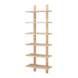 Mikael Warnhammar - VÄRDE Wall shelf - Wall shelf, birch