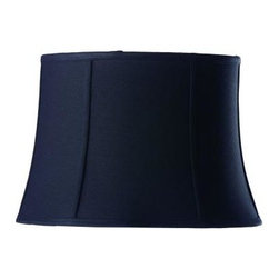 Home Decorators Collection - Home Decorators Collection Tapered Medium 16 in. Diameter Black Linen Drum Shade - Shop for Lighting & Fans at The Home Depot. Bring the calm style and gentle shape of our Tapered Drum Linen Lamp Shade into your home for a lasting look. The flowing lines and ribbed shape will add that touch of elegance you've been looking for. Order yours today.