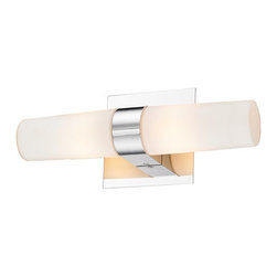 Iberlamp - Iberlamp C711-02 Cilia 2 Light Bathroom Bath Bar - Features: