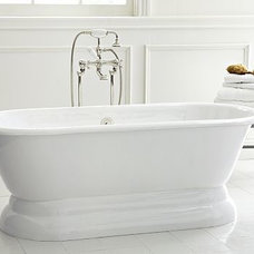 Traditional Bathtubs by Pottery Barn