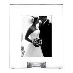 Orrefors - Plaza Frame (5x7) - Classic or contemporary the new Orrefors frames are the perfect way to display cherished memories and make the perfect gifts.