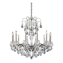 Schonbek Lighting - Schonbek Lighting ST1949N-23H Sonatina Chandelier - Schonbek Lighting ST1949N-23H Sonatina Chandelier