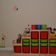 Toy Storage kids bedroom/playroom