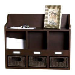Holly & Martin MacKenzie Wall Storage Unit