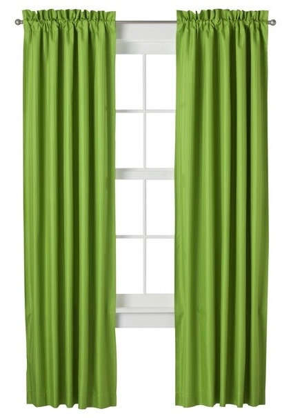 Modern Curtains by Target