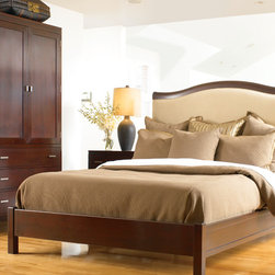 Stickley Chelsea Bed 7504 -