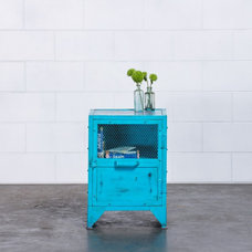 Eclectic Nightstands And Bedside Tables by retrojan.com.au