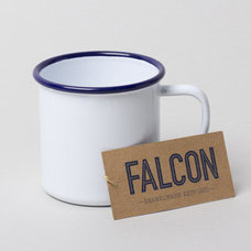 Modern Mugs by Falcon Enamelware