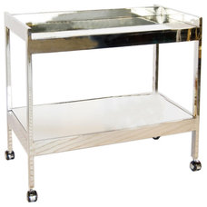 modern bar carts by High Street Market
