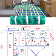 Floors by WarmlyYours Radiant Heating