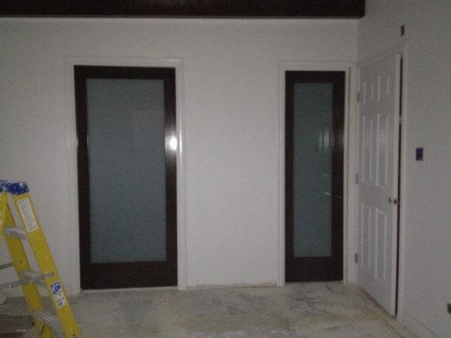 I Am Remodeling My Bathroom Bedroom I Have 2 Pocket Doors