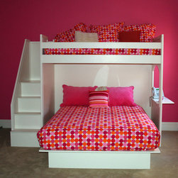 Country Cottage - Fantasy Bunk Bed - Fantasy Bunk Bed
