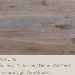 Valencia Collection: Verdial - Finished-to-order