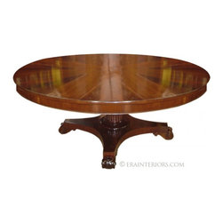 ERA Interiors - Regency Round Dining Table - PRODUCT CODE: DNT203/R