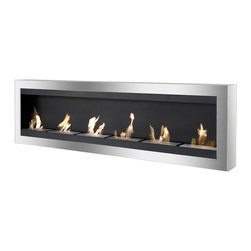 IGNIS - Ignis Vent less Bio Ethanol Fireplace Maximum - *Design Patent Pending - 29/469,481