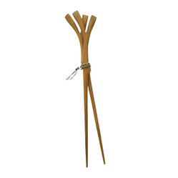 Teak Chopsticks, Set of 4
