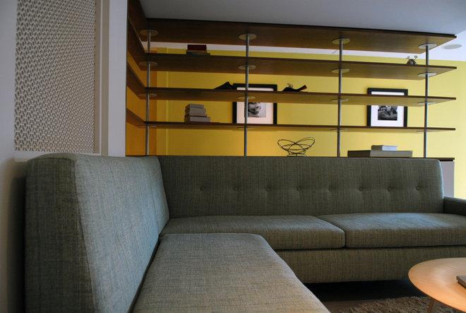 Modern Family Room by Weedman Design Partners