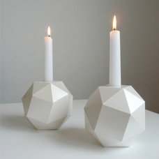 Modern Candles And Candle Holders by Etsy