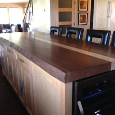 Modern Kitchen Countertops by Windsor Plywood