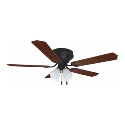 Ellington BRC52ORB5C Brilliante Fan With Light - Get up to 10% coupon code: Houzz