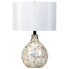 Tropical Table Lamps by The Simple Bedroom Furniture Store