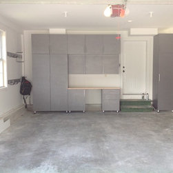 Custom Garage Cabinets - Tailored Living of Southern & Seacoast NH