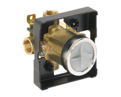 Delta - MultiChoice Universal Tub and Shower Valve Body - IPS - Delta R10000-IPWS MultiChoice Universal Tub and Shower Valve Body - IPS.