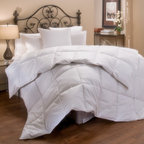 PrimaLoft Luxury Down Alternative Comforter by ExceptionalSheets - MADE IN THE USA of hypoallergenic materials!