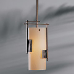 contemporary pendant lighting by hubbardtonforge.com
