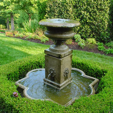 traditional outdoor fountains haddonstone fountain