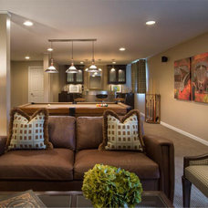 Contemporary  by Mary Antenucci Interiors, LLC