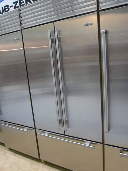 contemporary refrigerators and freezers by Curto's Appliances