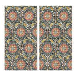 Design Your Wall - Wild World, Folktale - Wallpaper Tiles - Featured Designs by Astek Inc