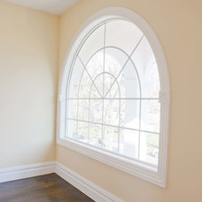 Contemporary Windows by The Construction Experts