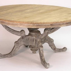 Traditional Dining Tables by Candelabra