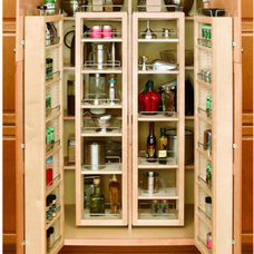 Traditional Pantry by Lowe's