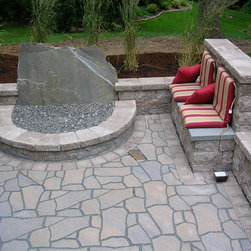 Bagwell/Lundquist Residence - Manufactured by: Techo-Bloc