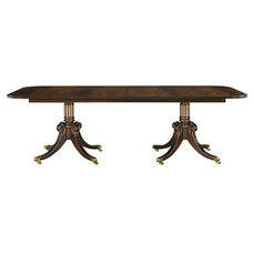 Traditional Dining Tables by The Hickory Chair Furniture Co.