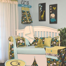 Sheets Gus Bedding Set