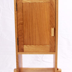 Arts and Crafts Cabinet -