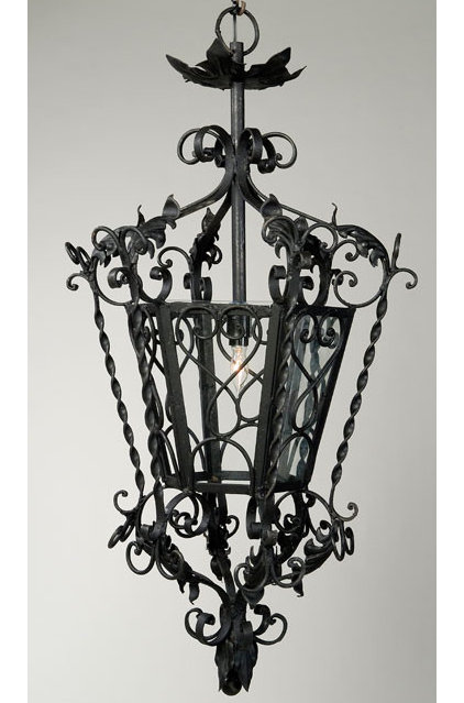 Eclectic Chandeliers by accentsinthegarden.com