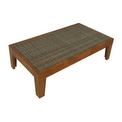 Panama Jack Leeward Islands Coffee Table