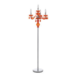 AF Lighting - Af Lighting 8510-FL Angelo:Home Fulton Floor Lamp - AF Lighting 8510-FL angelo:HOME  Fulton Floor Lamp