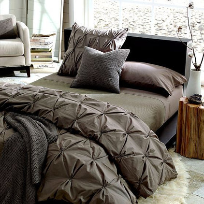 Transitional Duvet Covers by West Elm