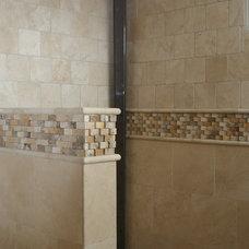 Contemporary Bathroom Accessories by Tornado Body Dryer, LLC