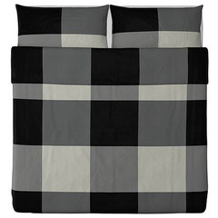 modern duvet covers by IKEA