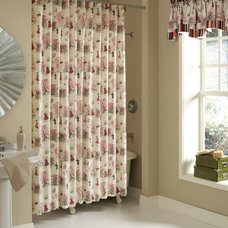 Shower Curtains by Fashion Window Treatments
